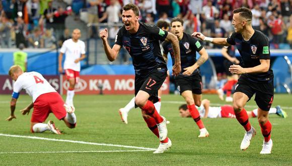 El goleador croata no seguirá en Qatar. (Foto: Agencias)