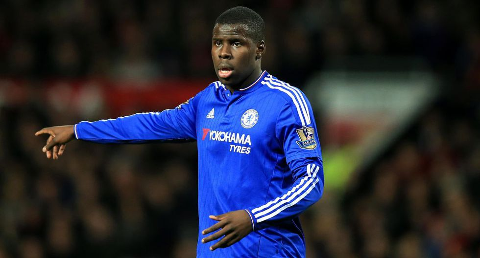 Kurt Zouma. (Foto: Getty)