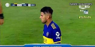 Boca Juniors de Carlos Zambrano salió campeón