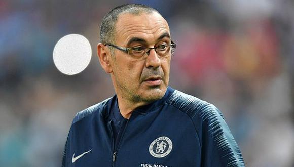 Chelsea, con Maurizio Sarri, ganó la Europa League 2018-19. (Foto: Getty)