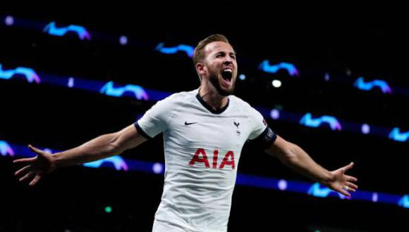 Harry Kane llegó a la final de la Champions League 2019 con el Tottenham. (Foto: Getty Images)
