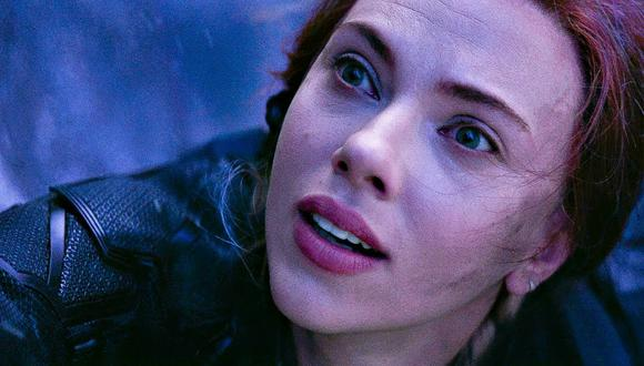 Black Widow: Scarlett Johansson se despide del UCM. (Foto: Marvel)
