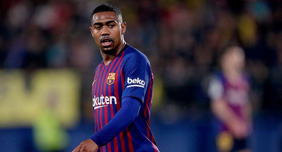 Barcelona pagó 45 millones de euros para fichar a Malcom. (Foto: Getty Images)
