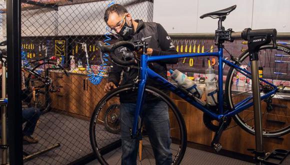 Recomendaciones para elegir y mantener la vida útil de la bicicleta. (Difusión)