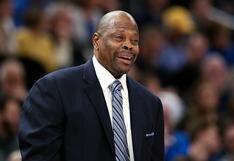 Patrick Ewing, legendario exjugador de los New York Knicks, se contagió de coronavirus