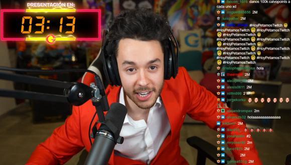 Fortnite: TheGrefg rompe récord en Twitch como el streamer más visto de la historia. (Foto: captura)