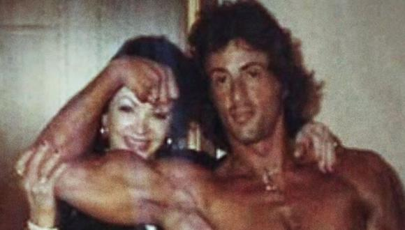 Jacqueline Stallone, madre del actor Sylvester Stallone, falleció a los 98 años. (Foto: @officialjackiestallone)