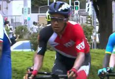 Tokio 2020: Royner Navarro no acabó prueba de ciclismo en ruta, donde Richard Carapaz se llevó el oro