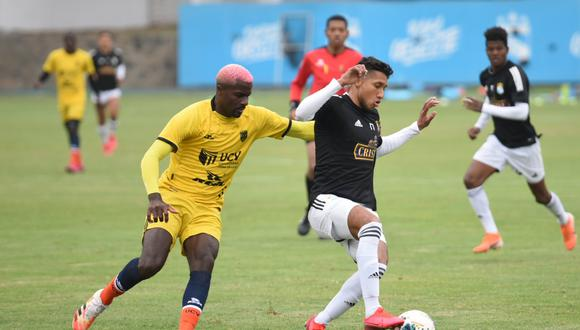 Sporting Cristal cayó 2-0 ante César Vallejo en partido amistoso. (Foto: Prensa SC)