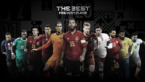 La FIFA entregará el premio The Best el próximo 17 de diciembre. (FIFA.com)
