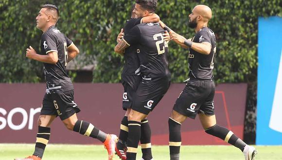 Cusco FC cerró con un triunfo su participación en la Fase 1. (Foto: Liga 1)
