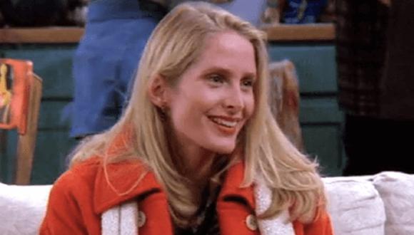 Jane Sibbett asumió el papel de Carol pocos días después de dar a luz (Foto: NBC)
