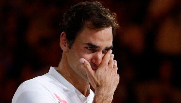 Roger Federer habla de la cercanía de su retiro. (Difusión)