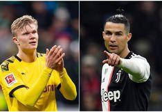 """Cristiano Ronaldo, el ídolo de Haaland: """"Quiero conocerlo y decirle que soy futbolista gracias a él"""""""