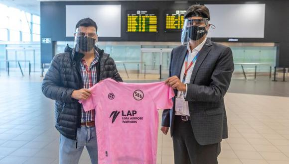 Lima Airport Partners y Sport Boys trabajan de la mano en beneficio de los vecinos del Callao