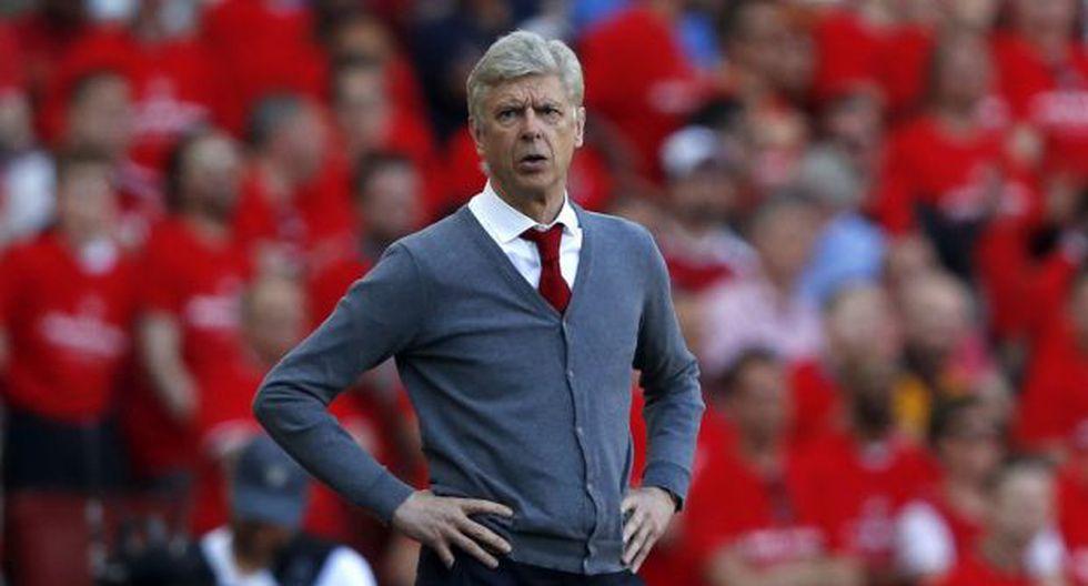 Wenger, de 70 años, no dirige desde su alejamiento del banquillo del Arsenal. (Foto: AFP)