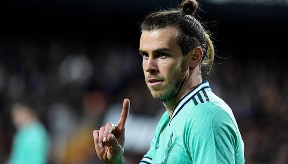 Gareth Bale llegó al Real Madrid en la temporada 2013-14. (Foto: AFP)
