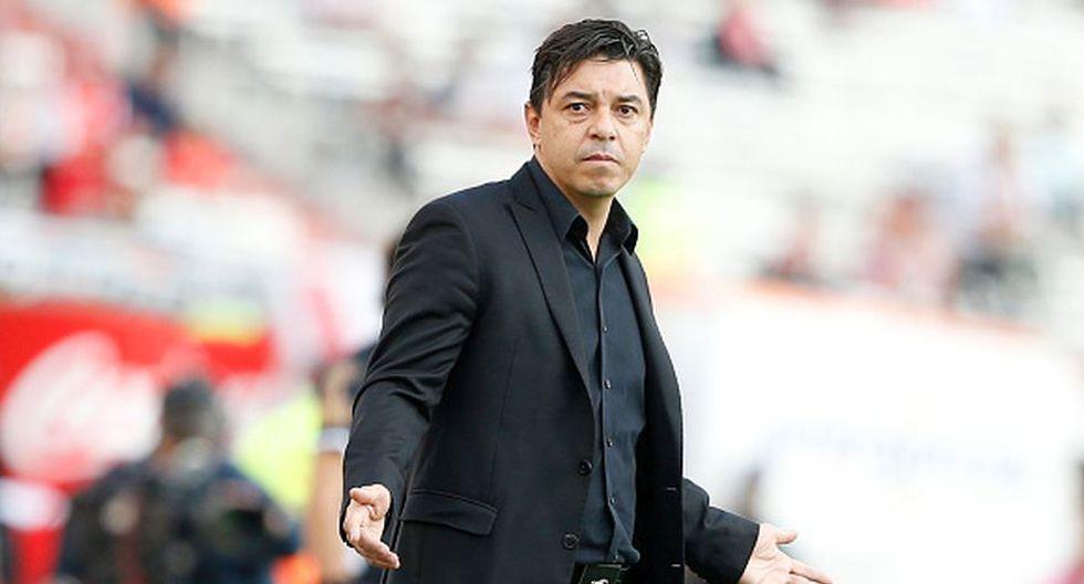 Marcelo Gallardo es actualmente entrenador de River Plate. (Getty Images)