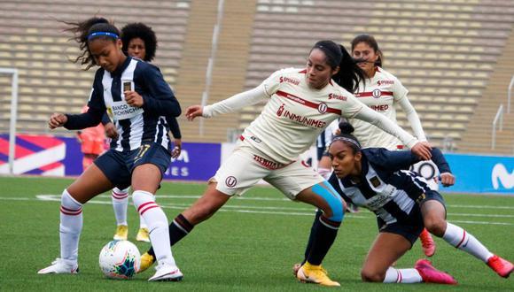 Universitario vs. Alianza Lima jugaron en la UNMSM (Foto: FPF)