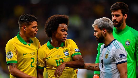 Diferentes estrellas de Argentina y Brasil estarán presentes en el amistoso FIFA 2019 de este viernes 15 de noviembre en Arabia Saudita.