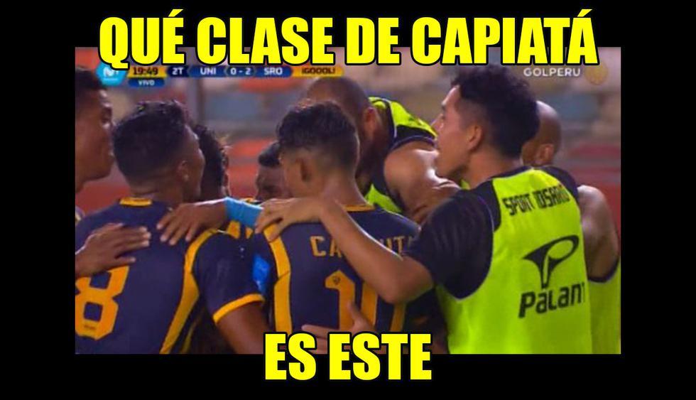 Universitario de Deportes perdió ante Sport Rosario y se burlaron de ellos en redes.