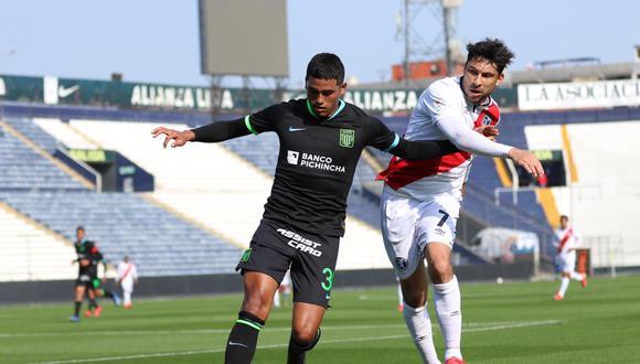 Alianza Lima vs. Deportivo Municipal EN VIVO se enfrentan el Matute en un partido amistoso. (Foto: Liga 1)