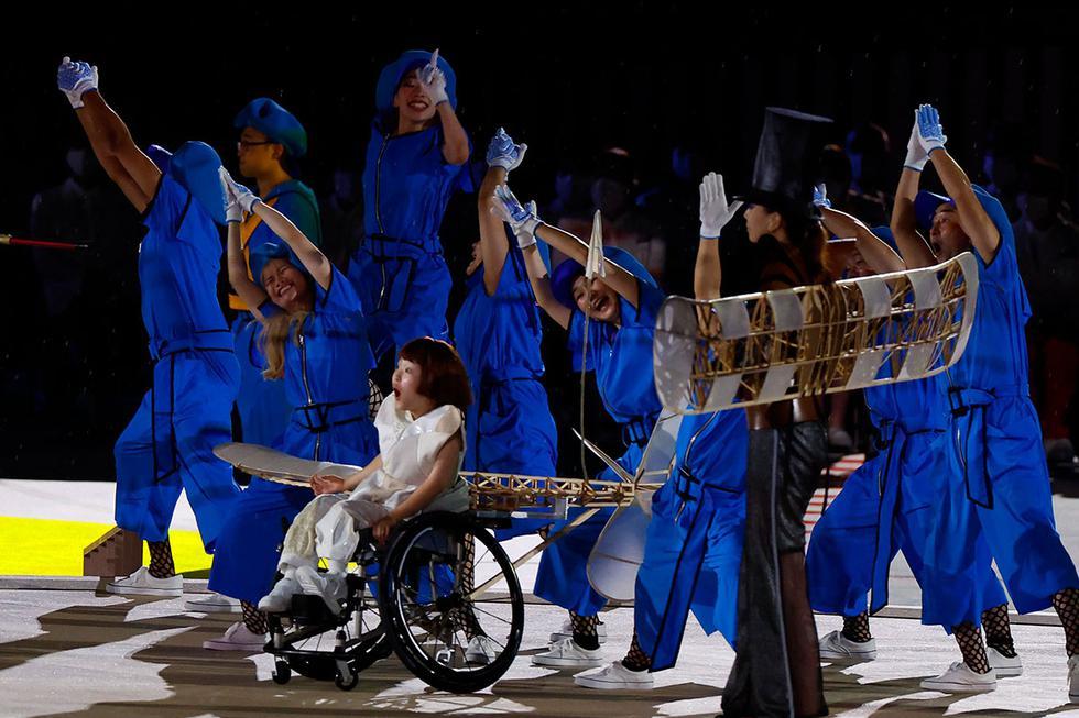 Los Juegos Paralímpicos 2020 fueron inaugurados en Tokio. (Foto: Tokio 2020).