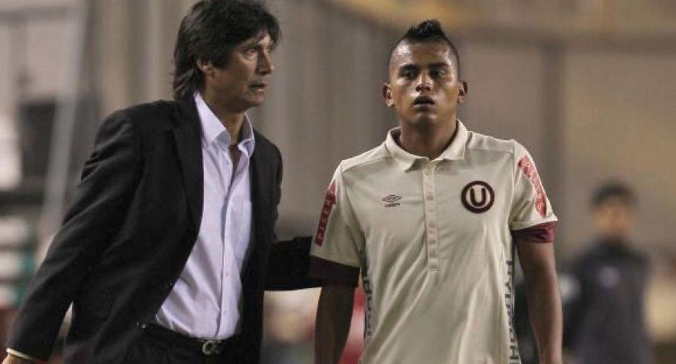 Chávez volverá a jugar un torneo oficial en el Fútbol Peruano. (GEC)