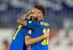 Solo saben ganar: Brasil se impuso a Paraguay en Asunción por las Eliminatorias 2022