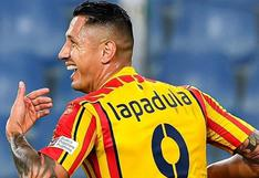 El debate del Tridente: ¿Gianluca Lapadula debe ir a la Selección?
