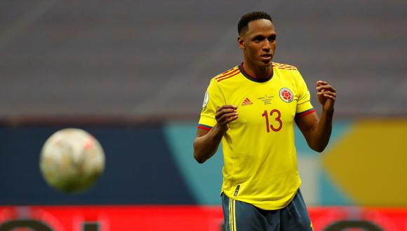 Yerry milita en el Everton de la Premier League. (Foto: EFE)