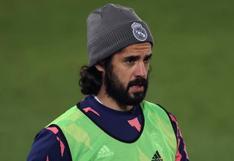 Arsenal quiere pescar en el Real Madrid: buscará fichar a Isco si Odegaard no regresa