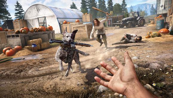 Far Cry 5 (Foto: PlayStation)