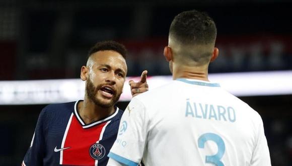 Puma, la empresa que auspicia a Neymar, interviene en el caso con Álvaro González. (Foto: AFP)