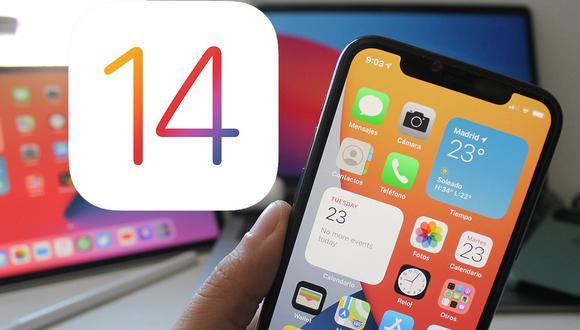 ¿Cómo puedo obtener los nuevos widgets de iOS 14 en mi terminal Android? Usa estos pasos. (Foto: Apple)