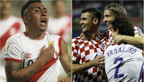 Selección Peruana: Croacia lanzó lista de convocados para amistoso