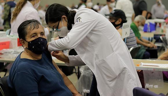 Vacuna COVID-19 de 40 a 49 años: link oficial, requisitos y registro en México (Foto: Getty Images)