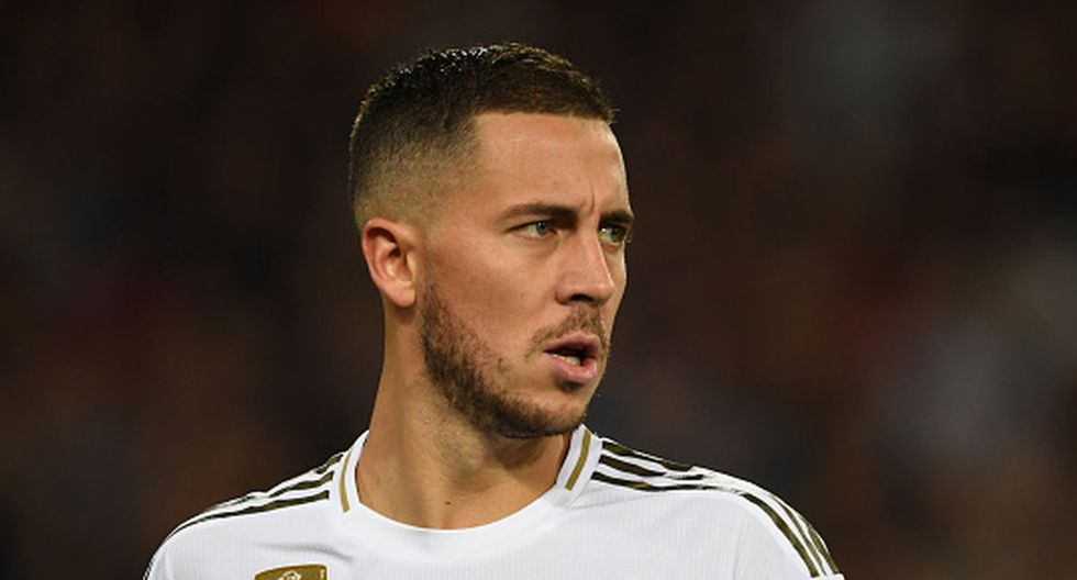 Eden Hazard llegó al Real Madrid en 2019 a cambio de 100 millones de euros al Chelsea. (Foto: Getty)