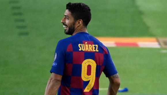 Luis Suárez es jugador de Barcelona desde la temporada 2014-15. (Foto: AFP)