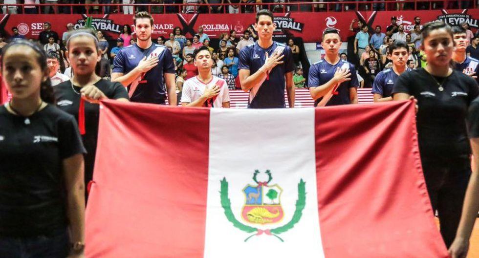 Perú se ubica en el Grupo B del Panamericano Masculino de Vóley. (NORDECA)