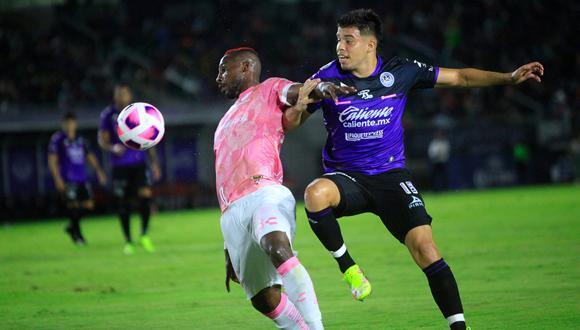 Mazatlán derrotó 1-0 a Atlas y escala posiciones en la Liga MX. (Foto: Atlas)