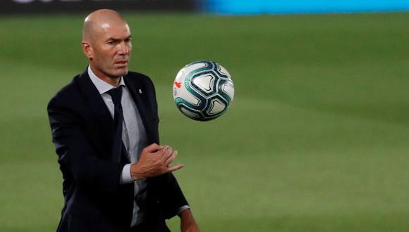 Zidane jugó en la Juventus cinco temporadas desde 1996. (Foto: Reuters)