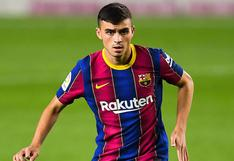 El 'heredero': Iniesta, seguro y confiado que Pedri es el  futuro del Barça