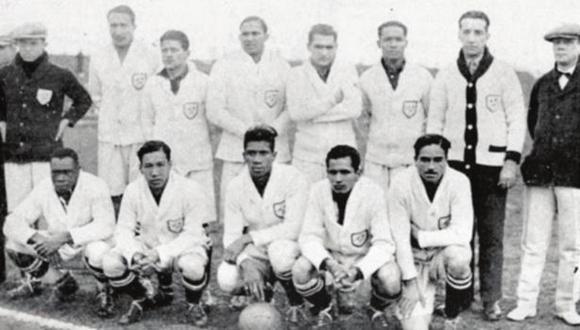 La Selección Peruana jugó en el Grupo C junto a Uruguay y Rumania. (USI)