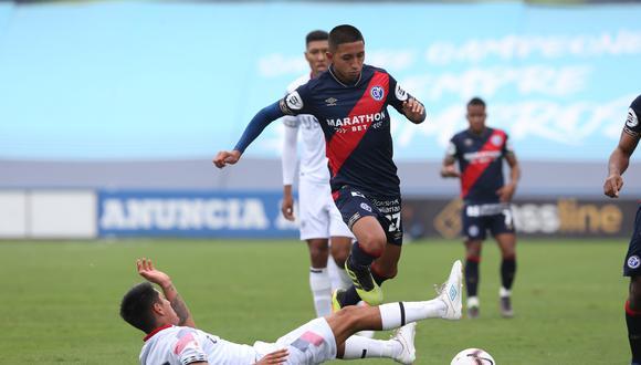 """Rodrigo Vilca: """"Apunto a quedarme en la selección y dar para más"""". (Foto: GEC)"""