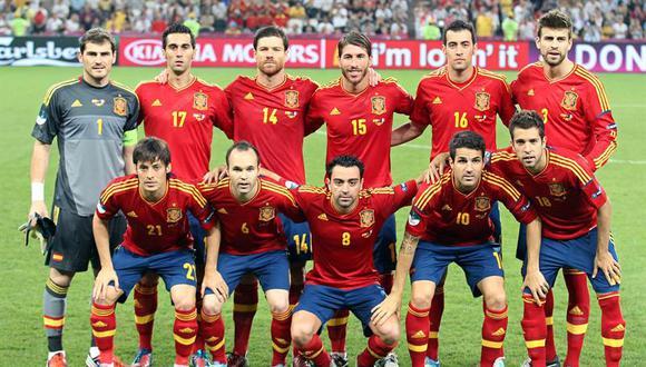 España venció a Italia en la final de la Eurocopa 2012, su último gran título. (Foto: AFP)