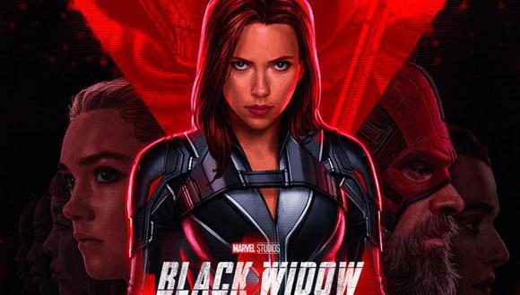 """""""Black Widow"""", la película sobre la viuda negra, interpretado por Scarlett Johansson, llega a la pantalla de manera simultánea, a través de Disney Plus y en los cines de algunas partes del mundo. (Foto: Marvel)"""