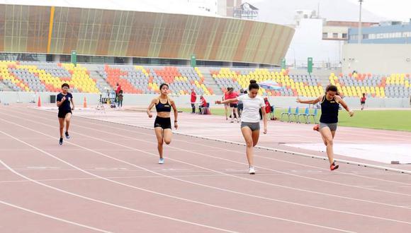Federación Deportiva Peruana de Atletismo abrirá las puertas de la Videna a casi 300 atletas de las ligas de Lima. (Foto: Match Comunicaciones)