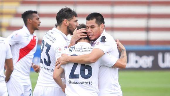 Deportivo Municipal vs. San Martín por la fecha 9 de la Fase 2. (Foto: Liga 1)