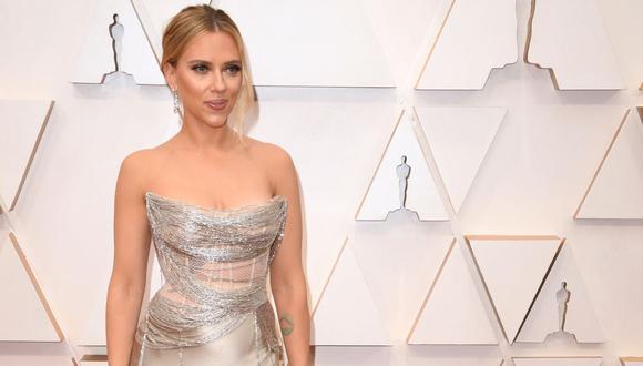 Scarlett Johansson protagoniza las portadas de todos los medios ante rumores de un posible embarazo. (Foto: Robyn Beck / AFP)